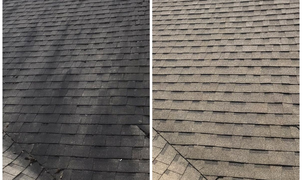 Awesome Roof Washing Service Provider in Salem, USA