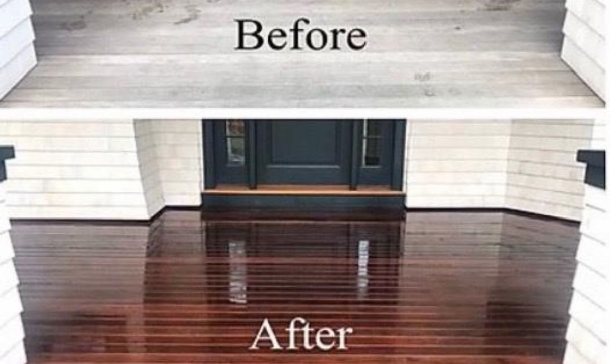 Best Deck Cleaning Services