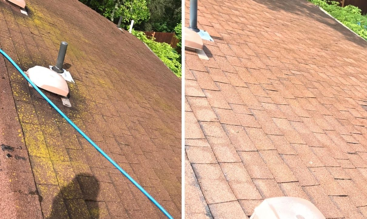 Best Roof Washing Service Provider in Salem, USA