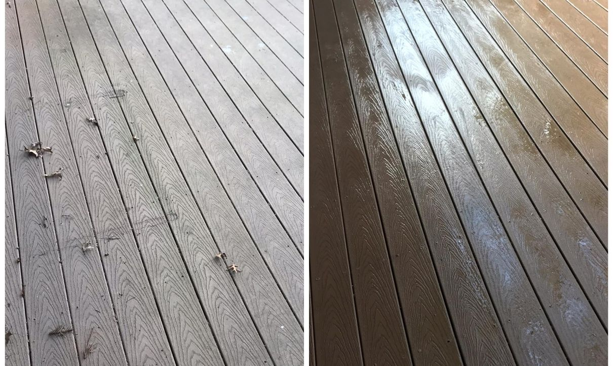 Deck Cleaning Service Provider in Salem