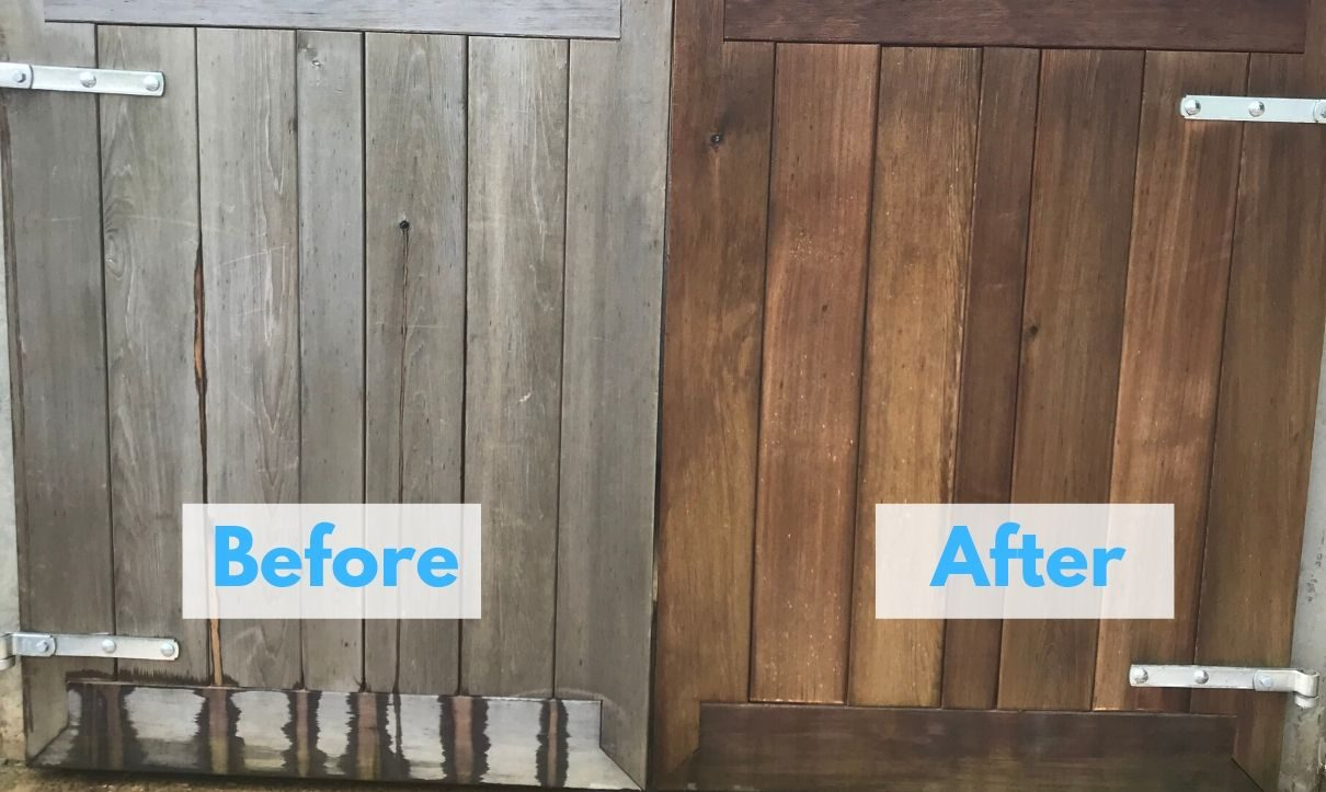 Fence Cleaning Services in Salem