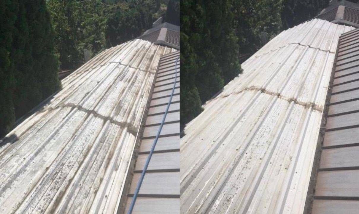 Roof Washing Service Provider in Salem.