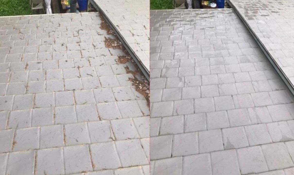 Roof Washing Service in Salem, USA